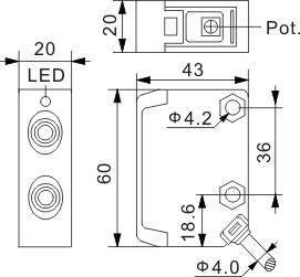 光电开关 Q60