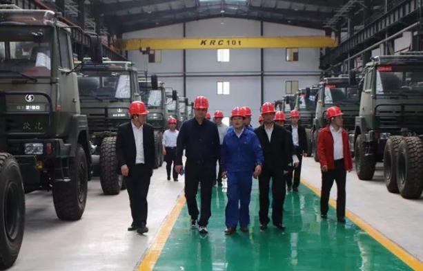 中国应急赤壁产业示范基地迎来核验