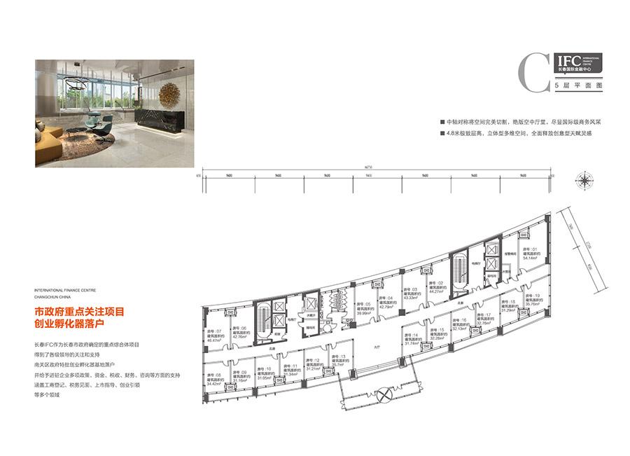 项目-住宅户型-商业户型展示