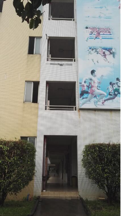 广州市番禺区大石中学校园WIFI覆盖项目