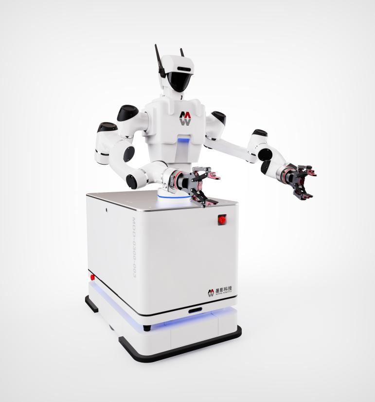 「墨影科技」打造移动协作机器人,实现移动与操作兼得