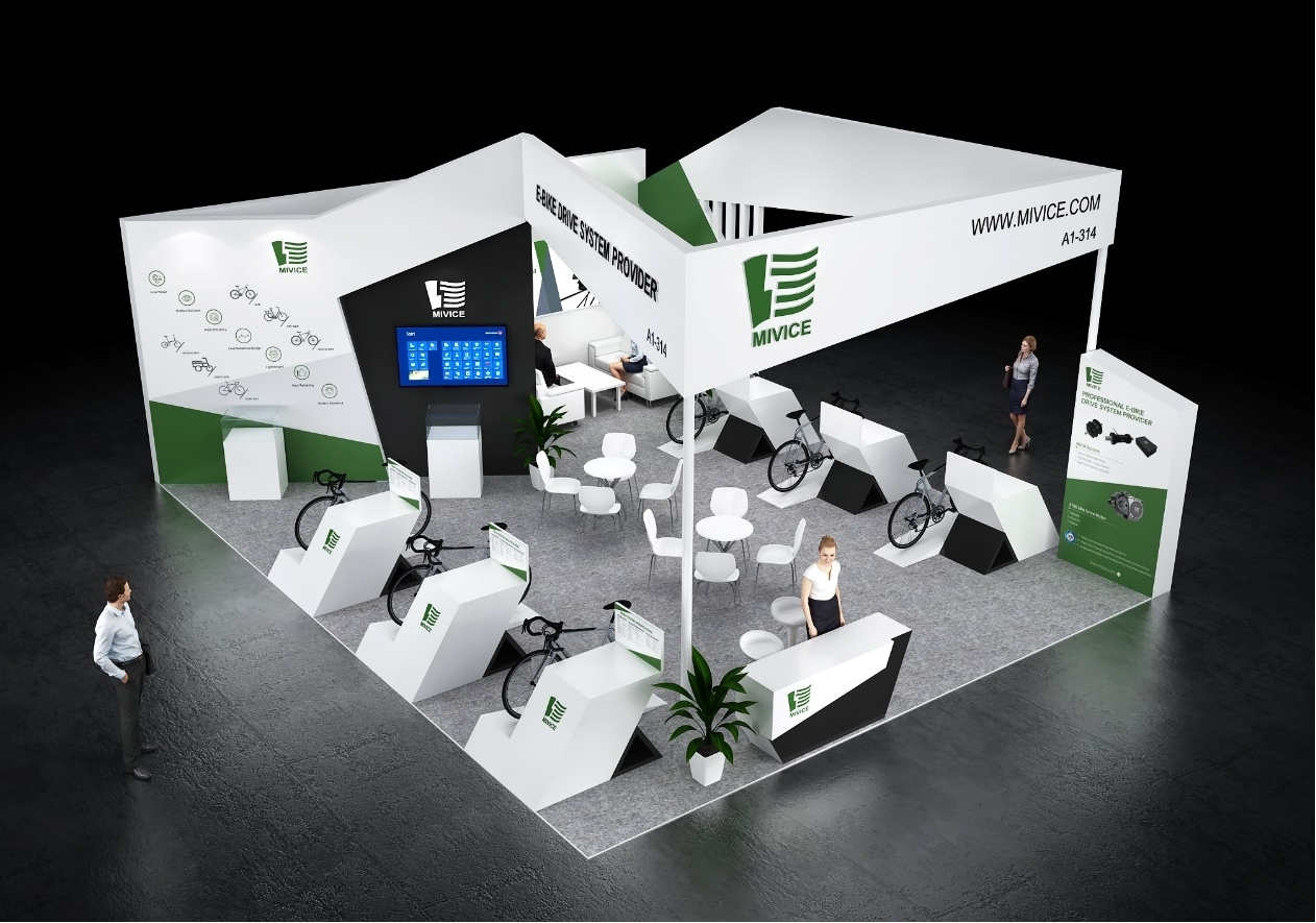 Meet Us There! Mivice Exciting Debut in EuroBike2021!
